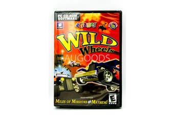 Wild Wheels (PC CD) - Rare DVD Aus Stock New