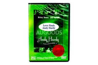 Andy Hardy Love Finds Andy Hardy Collection 1 -DVD Series Comedy New