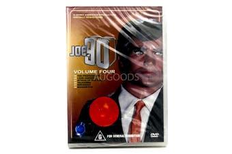 Joe 90 : Volume 4: Region 4 Sci-Fi -DVD Series Rare Aus Stock -Family New