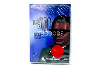 Joe 90 : Volume 5: Region 4 Sci-Fi -DVD Series Rare Aus Stock -Family New