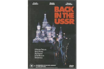 Back In The U.S.S.R. - Rare DVD Aus Stock New