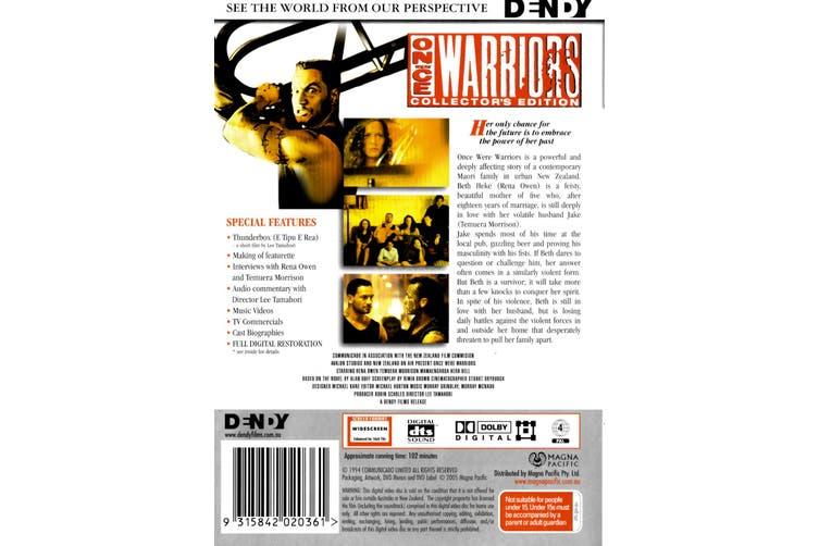 DENDY:: COLLECTORS EDITION - Rare DVD Aus Stock New Region 4