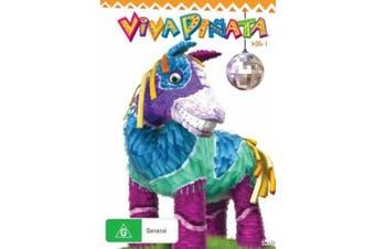 Viva Piñata : Vol 1 -Kids Series Rare- Aus Stock DVD NEW