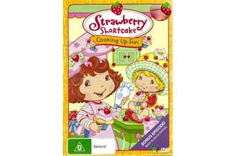 COOKING UP FUN -Kids DVD Rare Aus Stock New
