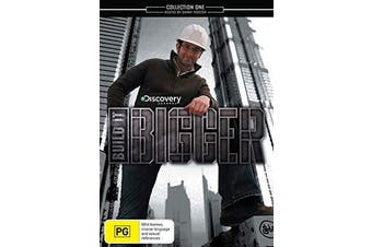 Build It Bigger: Collection 1 (2-Disc Set) -Educational DVD Series New