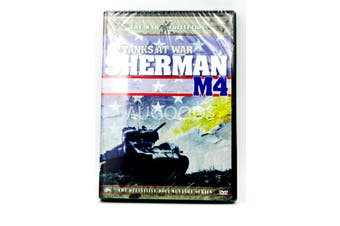 Tanks at War Sherman M4 The War Collection -Educational DVD New