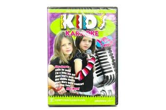 Sing Along Karaoke Kids Hits Various Artists Karaoke Cd -Kids DVD New