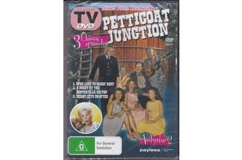 Petticoat Junction Vol 2 : TV Series - DVD Series Rare Aus Stock New