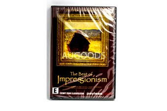The Best Of Impressionism - Rare- Aus Stock DVD NEW