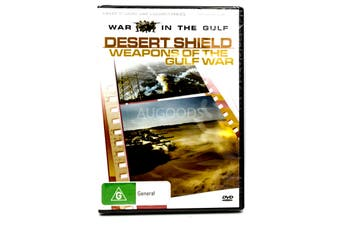 War in the Gulf Desert Shield Weapons of the Gulf War Video