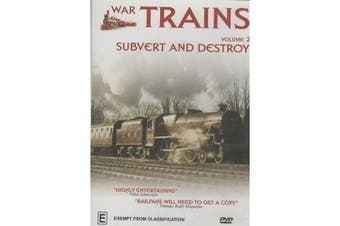 War Trains Volume 2 Subvert and Destroy (,) All Regions Rated E