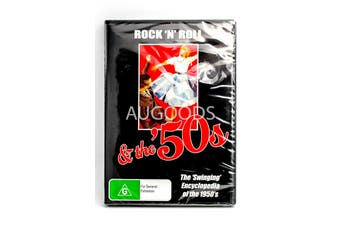 Rock 'n' Roll & The 50s - Rare- Aus Stock DVD NEW