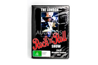 The London - Rock 'n' Roll Show LIVE AT WEMBLEY 1972 - DVD New