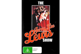 JERRY LEE LEWIS SHOW . - Region All Rare- Aus Stock DVD NEW