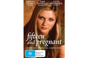 fifteen and pregnant - Rare DVD Aus Stock New