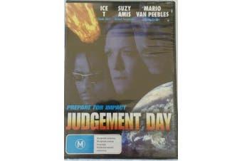 Judgement Day - Rare DVD Aus Stock New