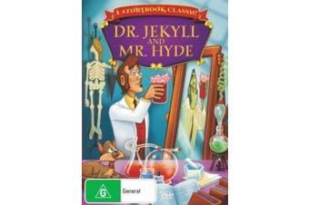 DR. JEKYLL & MR. HYDE (STORYBOOK CLASSICS) Kid's Children -Kids DVD New