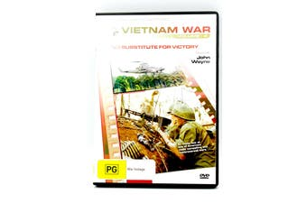 Vietnam War No Substitute for Victory Volume 4 -DVD War Series New