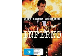 Inferno Ray Liotta Gloria Reuben Armin Mueller-Stahl - DVD NEW
