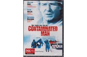 CONTAMINATED MAN - Rare DVD Aus Stock New