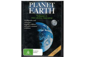 Planet Earth Volume 1: The Living Machine David Attenborough Documentary