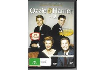 Ozzie & Harriet: Vol 2 TV Classics 3 Episodes -DVD Series -Family New