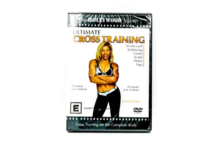 ULTIMATE CROSS TRAINING THE HOLLYWOOD TRAINER