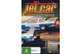 Jet Cars Racing Cars / Motor Sport - Series Rare- Aus Stock DVD NEW