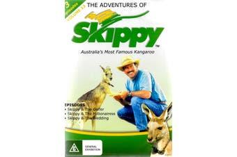 The Adventures Of Skippy Volume 13 - DVD Series Rare Aus Stock New Region 4