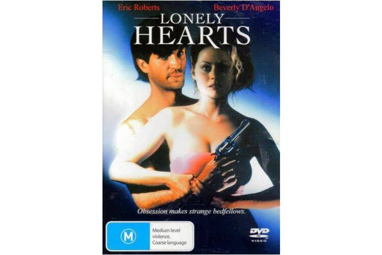 Lonely Hearts : Drama - Rare DVD Aus Stock New