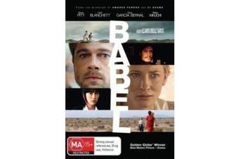 Babel Region 4 - Region 4 Rare- Aus Stock DVD NEW