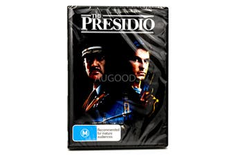 The Presidio - Rare DVD Aus Stock New