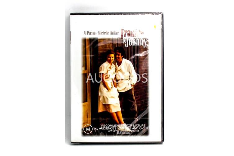 Frankie & Johnny -Rare DVD Aus Stock Comedy New Region 4