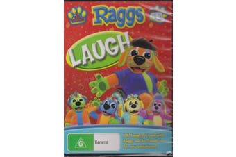 RAGGS LAUGH CHILDRENS FAVOURITE ABC TV -Educational DVD Series New