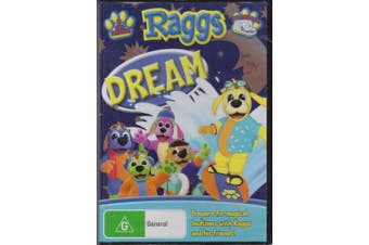 RAGGS - DREAM - CHILDRENS FAVOURITE - ABC TV -Educational DVD Series New