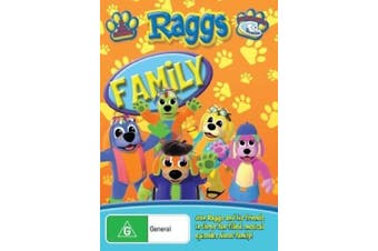 RAGGS - FAMILY - CHILDRENS FAVOURITE -ABC TV -Educational DVD Series New