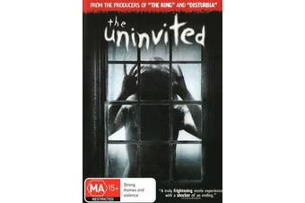 THE UNINVITED - Rare DVD Aus Stock New