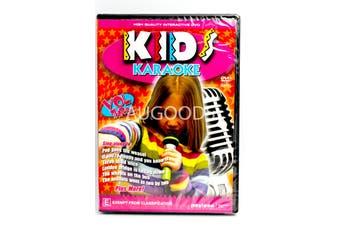 Kids Karaoke Volume 3 -Rare DVD Aus Stock -Kids & Family New Region ALL