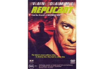 Replicant - Rare DVD Aus Stock New