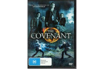 The Covenant - Rare DVD Aus Stock New