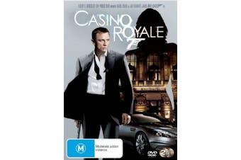 Casino Royale - Rare DVD Aus Stock New