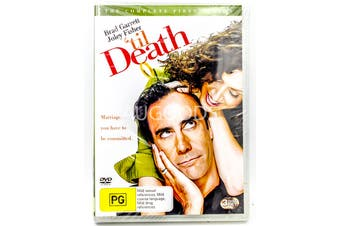 Til Death - The Complete First Season - 3 Disc -DVD Series Comedy New