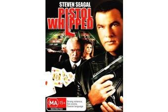Pistol Whipped - Rare DVD Aus Stock New