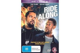 Ride Along - Rare DVD Aus Stock New Region 4