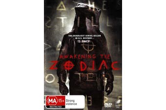 Awakening the Zodiac - Rare DVD Aus Stock New Region 2,5