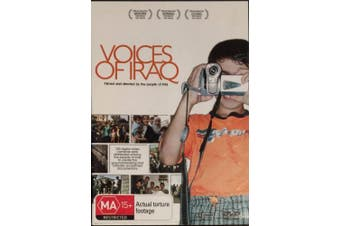 Voices Of Iraq (documentary) -Educational DVD Series Rare Aus Stock New