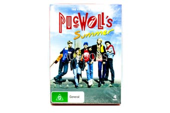 Pugwall's Summer: The Complete Series- (4-Disc Set) -DVD Series Comedy New