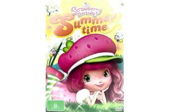 SUMMER TIME -Kids DVD Rare Aus Stock New Region 4