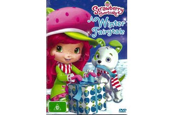 A WINTER FAIRYTALE -Kids DVD Rare Aus Stock New Region 4