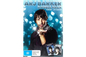 Arj Barker Double Park Forever | Joy Harvest - Region 4 DVD NEW